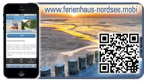 Ferienhaus Nordsee Mobi